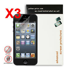 3x Premium JAPANESE FILM,Anti-glare/Matte Screen Protector for iPhone 5 5S 5C