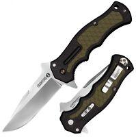 Cold Steel Crawford Model 1 Folder Knife 3.5 in Blade Zy-Ex Handle 20MWC
