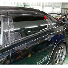 Carbon Fiber For Honda Civic 8th 4DR Quarter Window Side Rear Louver Cover Vent