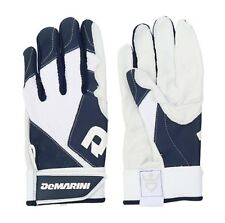 Wilson Men DeMarini Baseball Hitter Glove Navy White Training Batter WTV6111NA