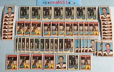 1984~1990 TOM BARRASSO Goalie Lot x 102 with Rookie x 60 RC | O-Pee-Chee Topps +