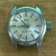 Mido 2670 Multistar 17j Ladies Auto Wristwatch AH28.800  Watchmaker Repair Parts