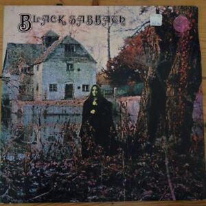 V06 847 903 VTY Black Sabbath original UK Vertigo LP