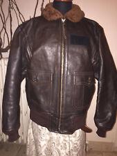 Eastman Leather Clothing - BuAERO US Navy G-1 flight jacket - Size 40