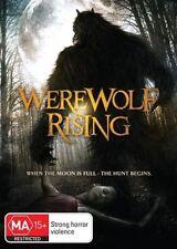 Werewolf Rising NEW R4 DVD
