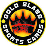 Gold Slabs Sports Cards