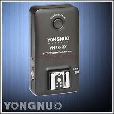 Yongnuo YNE3-RX Wireless ETTL Flash Receiver for Canon 600EX-RT ST-E3-RT