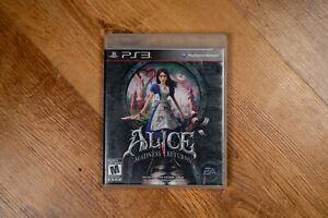 Alice: Madness Returns - PS3 - Complete CIB
