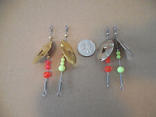 June Bug Spinners Large size Custom spinner rig Walleye, Pike, Catfish fishing