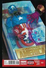 Captain America # 22 Cover A NM