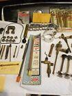 Vintage Coleman lantern stove parts lot  over 50 items
