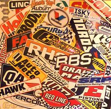Racing Decals Sticker Lot Set 45+ Assorted Grab Bag Body Bumper US FREE SHIPPING