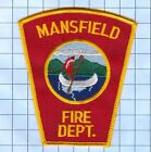 Fire Patch - Mansfield