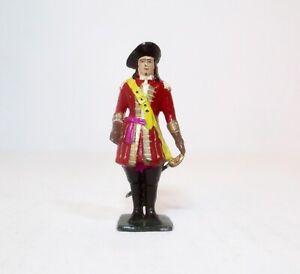 MINIKIN Lead Toy Soldier Figure CAVALIER IN TRICORN HAT
