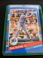 1991 Donruss #77 Ken Griffey, Jr Seattle Mariners HOF