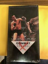 Sa019 Combat Channel X Pele's Shoot Boxing #10 Vhs tape mma nhb fighting
