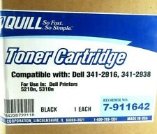 Compatible with DELL 5210n/5310n PRINTER CARTRIDGE  1 ea Quill