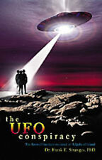 THE UFO CONSPIRACY BY DR. FRANK E. STRANGES ,Occult,Esoteric,Metaphysical,Alien