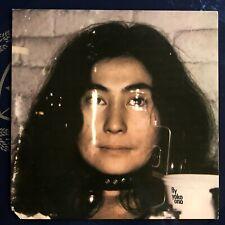 YOKO ONO 'Fly' (NM/NM) 1971 Apple Orig 2 LP's w/Poster, Postcard; Corner Cut
