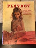 May 1970 PLAYBOY Jennifer Liano  Centerfold William Buckley interview