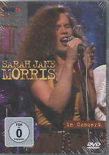Sarah Jane Morris in Concert SWR Ohne Filter DVD NEU China blue Me and Mrs Jones