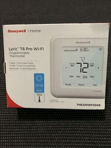 Honeywell Lyric T6 Pro Wi-Fi Programmable Thermostat