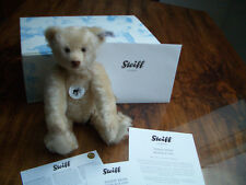 STEIFF COLLECTORS TEDDY BÄR bear ours orsacciotto limited new 1934  replica  org