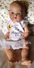 Antique Armand Marseille bisque-head baby doll good condition