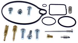 All Balls Carb Rebuild Kit Carburetor Repair Jets Gaskets O rings 26-10024