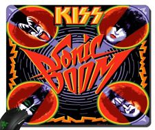 mousepad Kiss Rock Band sonic boom