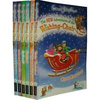 The New Adventures of the Wishing Chair Collection 6 Books Set Pack NEW