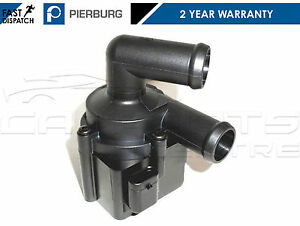 FOR AUDI VW SEAT SKODA ADDITIONAL AUXILIARY COOLANT WATER PUMP 5N0965561 NEW