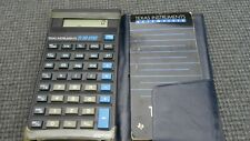(B6) Texas Instruments Ti-30 Stat scientific calculator vintage with Holder