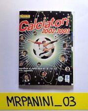 AGGIORNAMENTI Panini 2002-2003 03 - Figurina-sticker - SET UPDATE -New