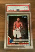 2019 PANINI DONRUSS INFINITE RUI HACHIMURA ROOKIE RC CARD #208 PSA 10 GEM MINT