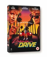 License to Drive - Proper UK DVD NEW & SEALED - Corey Ham, Corey Feldman
