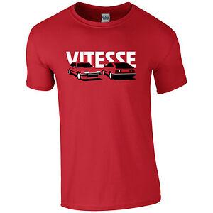 Lumipix Rover Vitesse Mens T-Shirt