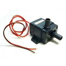 DC12V 3m 240L/H Ultra Quiet Brushless Motor Submersible Pool Water Pump Solar BK