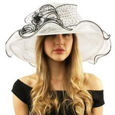 a3899747b2f1d White Church Dress Hats for Women