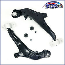 BRAND NEW 2 FRONT LOWER CONTROL ARMS FOR INFINITI I30 I35 NISSAN MAXIMA