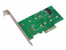 NUEVO Offer M Key M.2 NGFF PCI-E SSD to PCIE 3.0 X4 Adapter for Samsung XP941