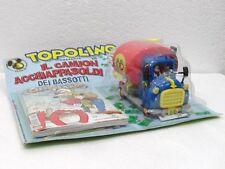 """TOPOLINO """"Il camion acchiappa soldi dei Bassotti"""" n° 2559 blisterato con fumetto"""
