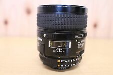 Nikon AF Micro Nikkor 60mm  f/2.8 in very good condition from Japan