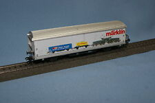 "Marklin 4735 DB Sliding Walls Car ""MÄRKLIN Krokodile"""