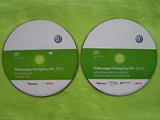 CD NAVIGATION FX DEUTSCHLAND + EU 2012 V4 VW RNS 310 GOLF 6 VI TOURAN SEAT SKODA