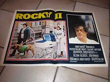 ROCKY  II   ROCKY 2 STALLONE  FOTOBUSTA  1 EDIZ