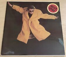 ELVIS COSTELLO Lucky Spike (1989) LP King Biscuit Records SWIRL VINYL Live RARE