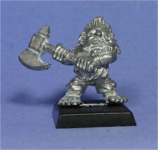 CITADEL - Dwarfs - MARAUDER MM16 Giant Slayer (a) - Metal - Warhammer Army