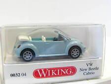 Wiking 0032 04 VW New Beetle Cabrio OVP (N6161)