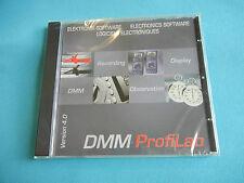 "DMM Profilab 4.0 ""Turn a multimeter w/external port into PC based Equipment Lab"""